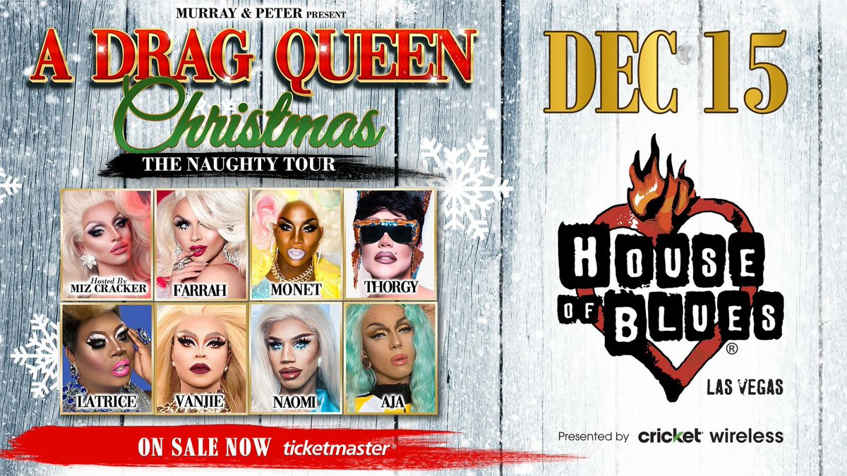 A Drag Queen Christmas.Sin City Times On Twitter Don T Forget A Drag Queen