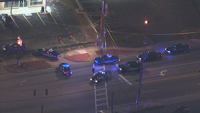 #BREAKING: Georgia police officer and suspect both killed in shooting following traffic stop, police say https://t.co/NLqhBfh5dB #fox5dc