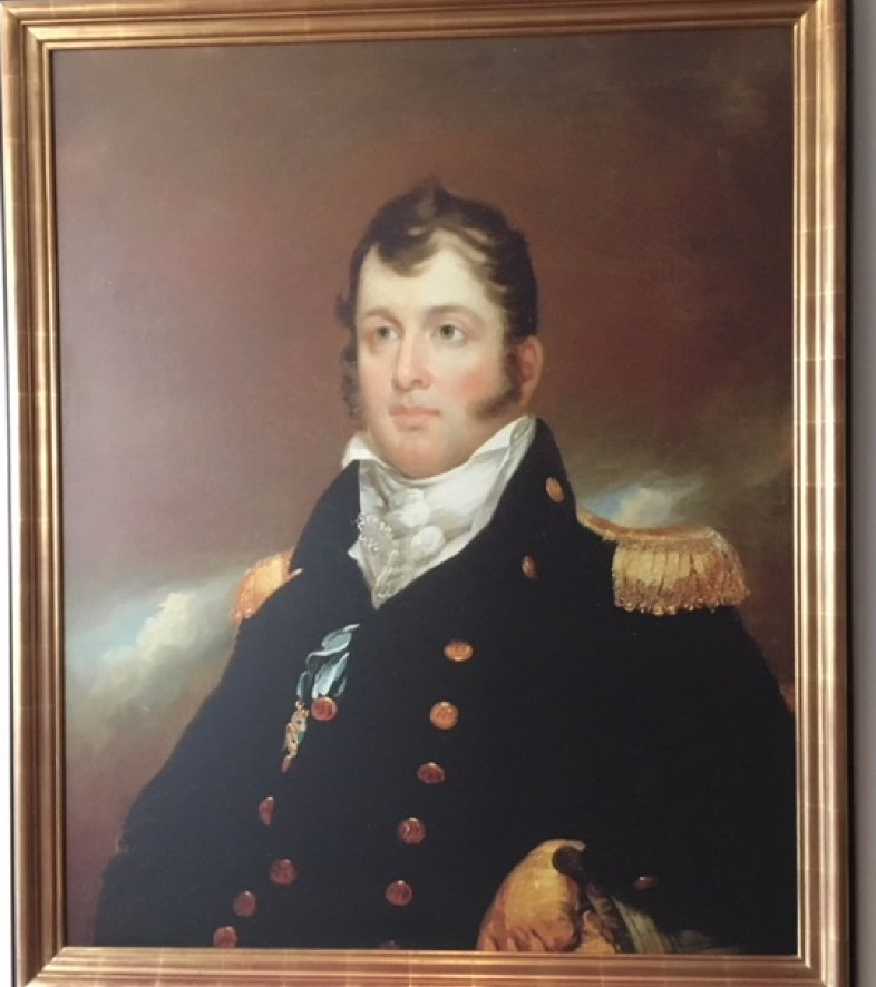Did you know? The original Perry Cabin, now at the northern end of the Inn, is in part to resemble Commodore Perry's quarters on the flagship USS Niagara.  #history #stmichaels #innatperrycabin