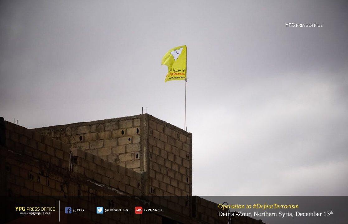 DSG, IŞİDi son kalesi Hajinden çıkardı 91
