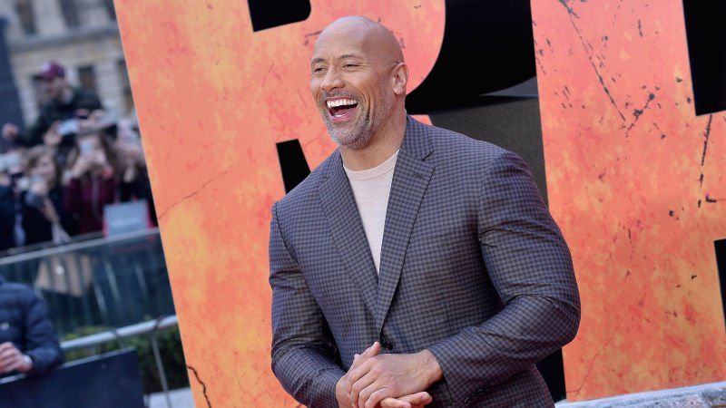 "Dwayne ""The Rock"" Johnson, the man who has mastered basically playing himself in all of his films, is finally going to actually play himself in his latest project: trib.al/yiv7R3i"