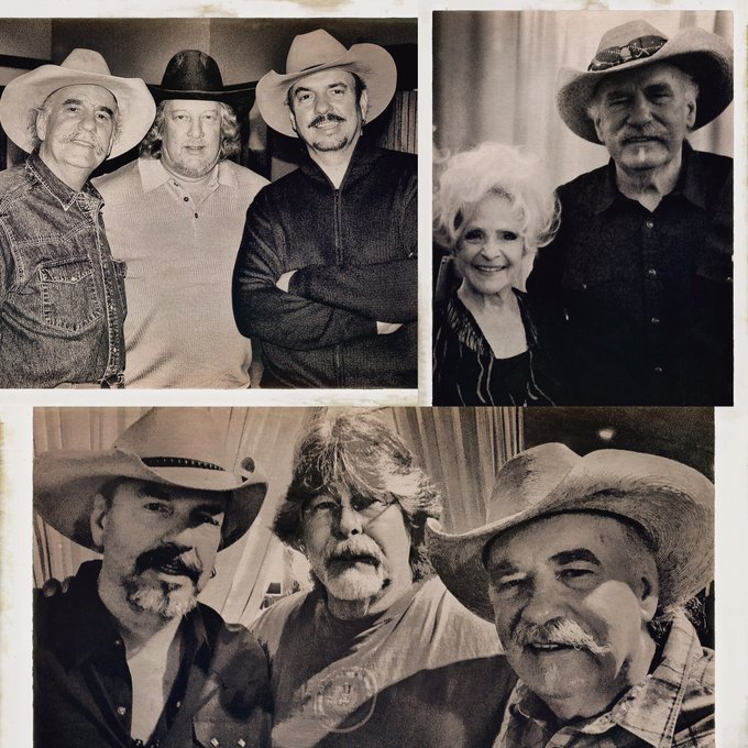 A great Big Happy Birthday this week to John Anderson, Brenda Lee and Randy Owen.