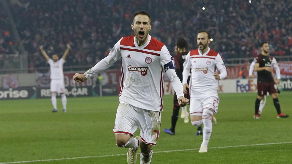 Disastro Milan: ko 3-1 in Grecia con l'Olympiacos e fuori dall'Europa League https://t.co/54ibLxOWFR