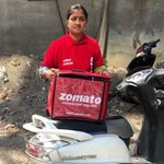 Image for the Tweet beginning: Inside Zomato's plans for drone