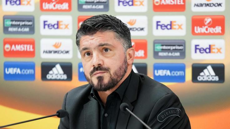 Gattuso: AC Milan lost because we were chickens #OlympiacosMilan #UEL https://t.co/oHnPrCTMAF