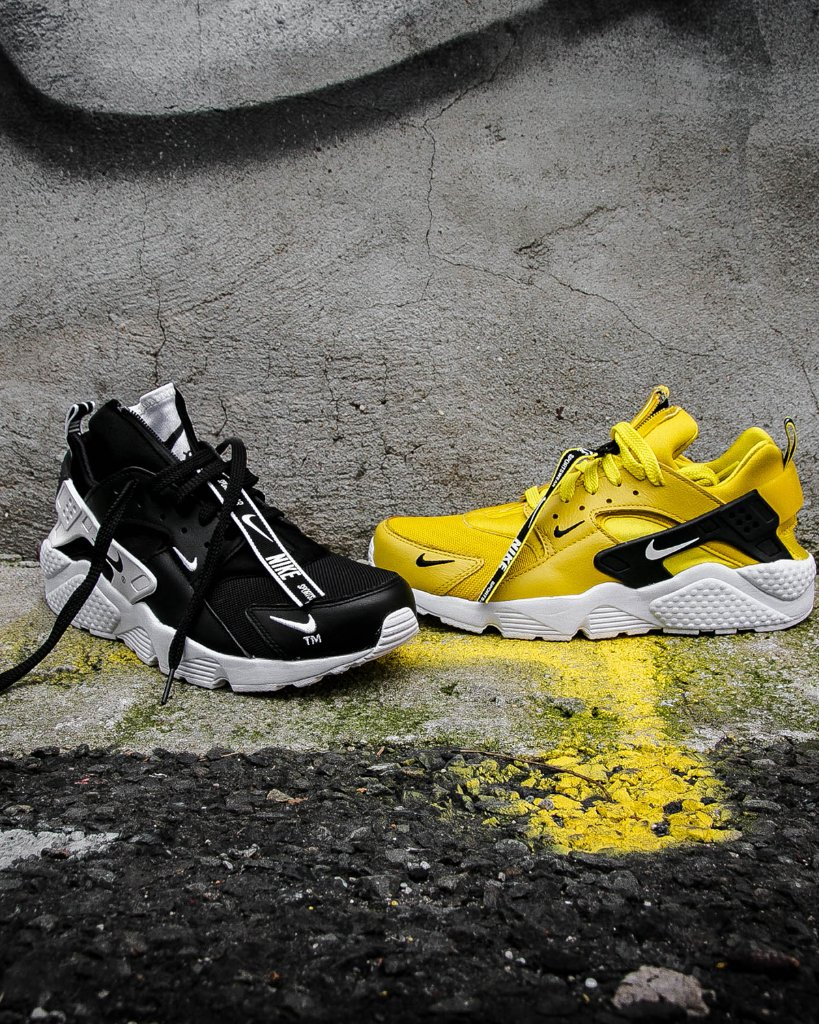 507f1afdeb6d functional nike air huarache run premium zip available now in store only