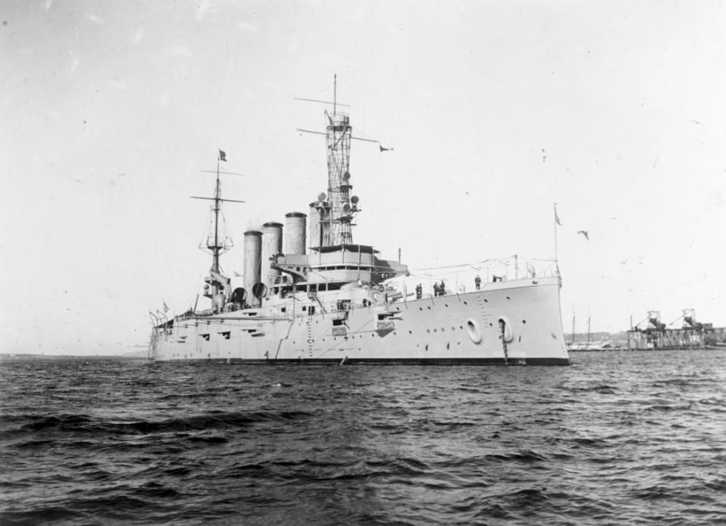 A hundred years ago, a mysterious explosion hit the only major U.S. warship to sink during World War I. Now the Navy believes it has the answer to what doomed the USS San Diego https://t.co/KF0l11yPeo