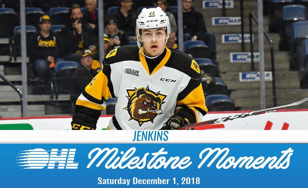 Hamilton Bulldogs High Performance Hockey League And HoneyBaked