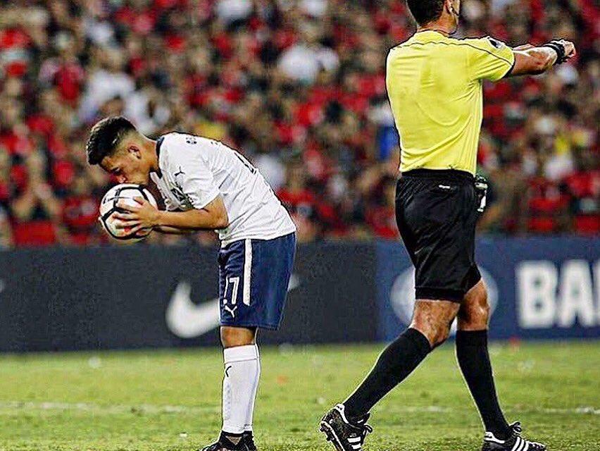 Ataque Futbolero's photo on maracaná