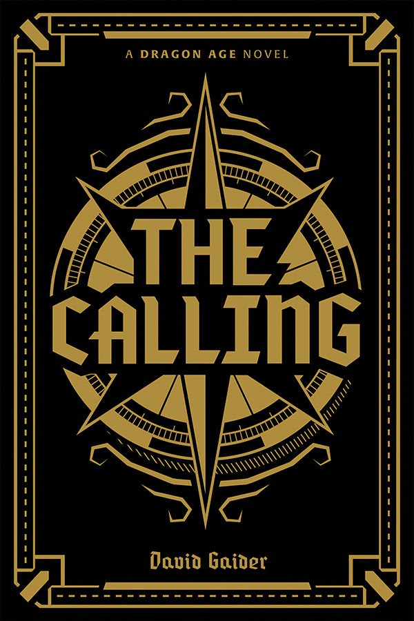 Need more Dragon Age? In Dragon Age: The Calling, a novel from #DragonAge lead writer @davidgaider, the Grey Wardens return after 200 years of exile: bit.ly/2Eef9cN This deluxe hardcover includes art from @sanchez00253, Andres Ponce, German Ponce, Alvaro Sarraseca.