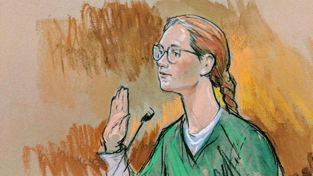 Butina admits being Russian agent, pleads guilty in U.S. to conspiracy reut.rs/2Qrxmea