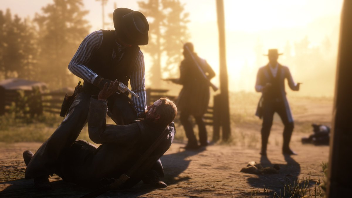 The more you use a particular weapon, the more familiar it becomes - with benefits like improved reload speed. Check out some quick Red Dead Online Beta combat tips for outlaws and gunslingers of all types, including pointers on Ability Cards at rsg.ms/613e1ec