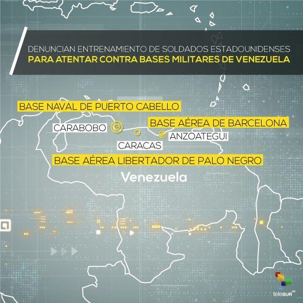 .@NicolasMaduro denunció que desde EEUU se gesta un plan para violentar la democracia venezolana, asesinarlo e imponer un gobierno dictatorial John Bolton, asesor de seguridad del presidente Donald Trump, está detrás de esta maniobra bit.ly/2EkmRSU