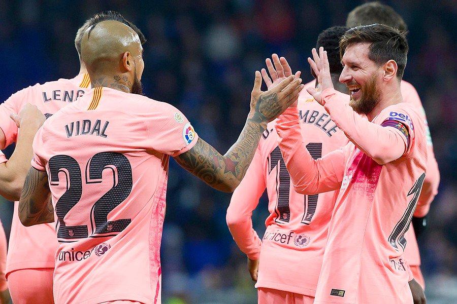 Barcelona de Arturo Vidal ya tiene rival para los octavos de la Copa del Rey ==> bit.ly/2zZOL3p