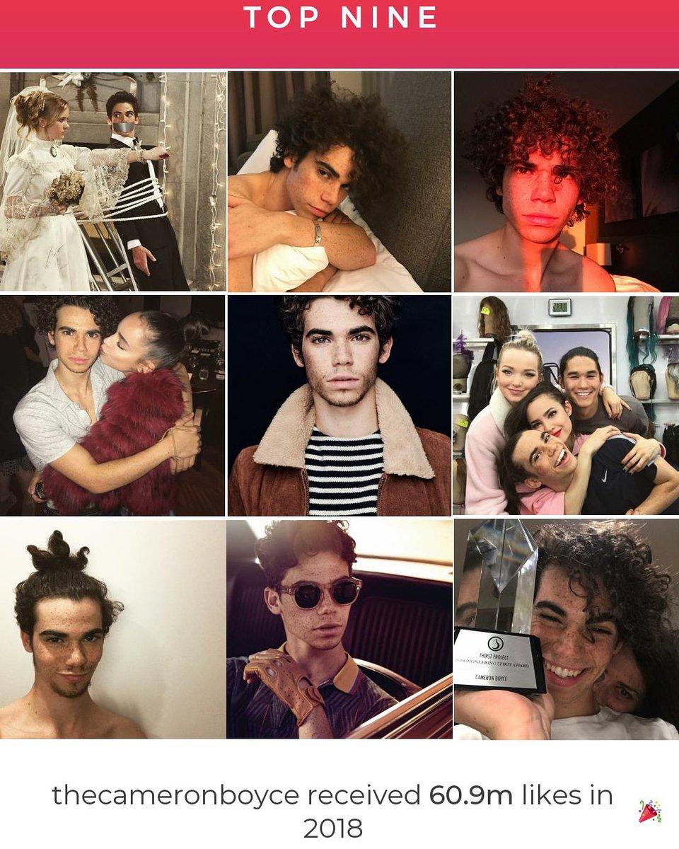 my top 9 photos on instagram