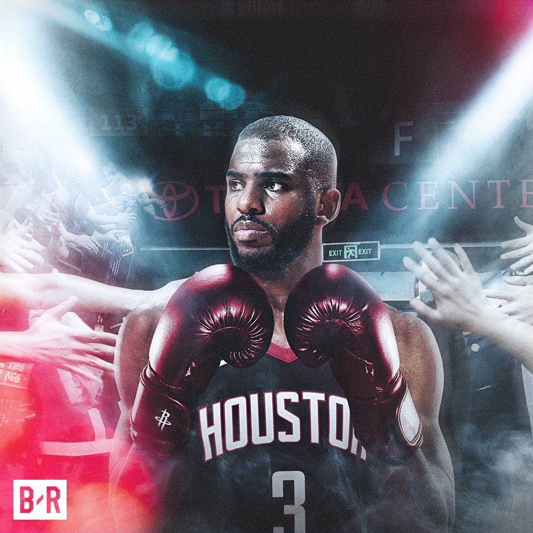 How CP3 is pulling up to face the Lakers tonight