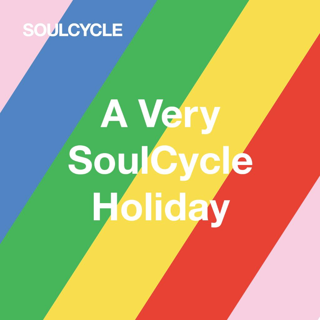 A Very @SoulCycle Holiday playlist is here. Listen now. 🎁 https://t.co/acQTArf0wE