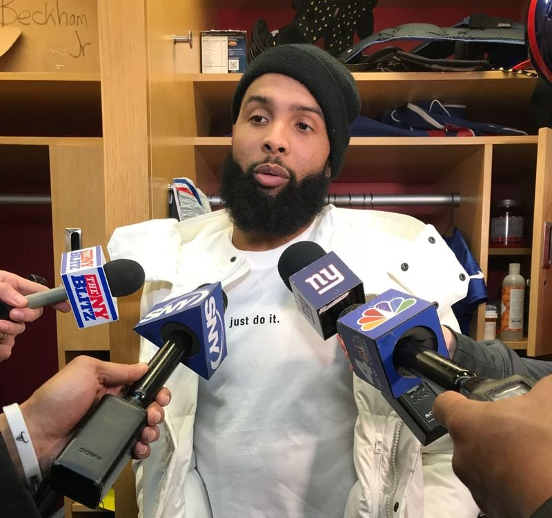 Odell Beckham could miss second straight game, says about quad, 's--t ain't right' https://t.co/QU4D1JYbva