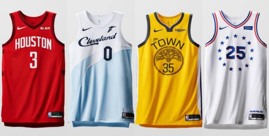 >@esportefera 'Edição Conquistada': conheça os 16 novos uniformes da NBA https://t.co/s5wbCaRtXs