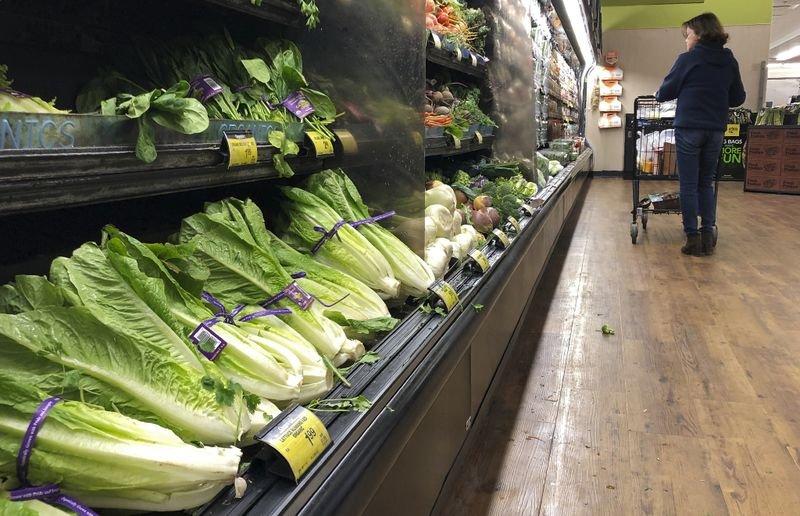 E. coli outbreak in romaine lettuce linked back to Santa Maria farm https://t.co/ZJUZ6glvw7
