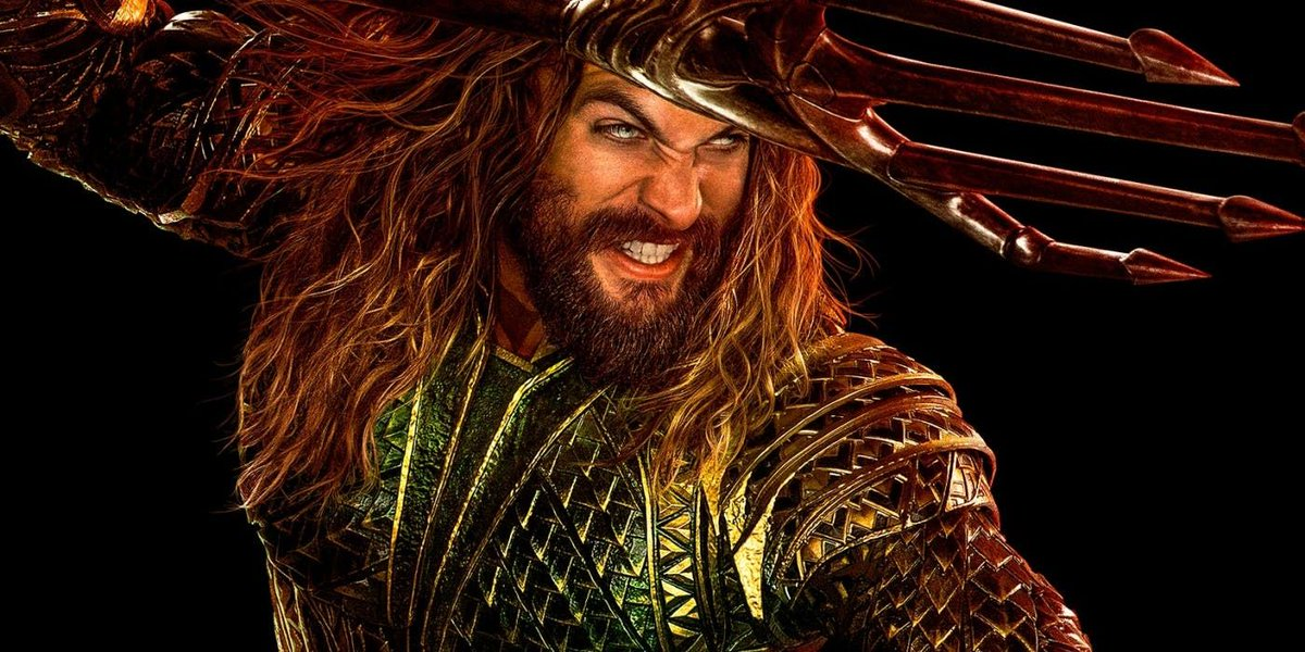 Aquaman Beats Out Infinity War & Black Panther For New Pre-Sales Record buff.ly/2Lgkodx