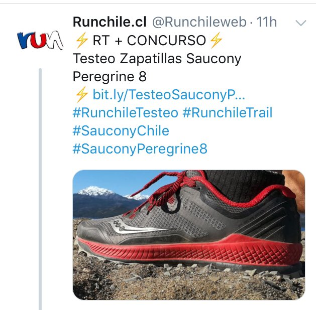 runchiletesteo hashtag on Twitter