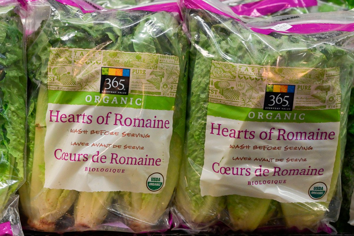 Bad batch of Romaine lettuce traced to single California farm https://t.co/i0c8q3iC8W