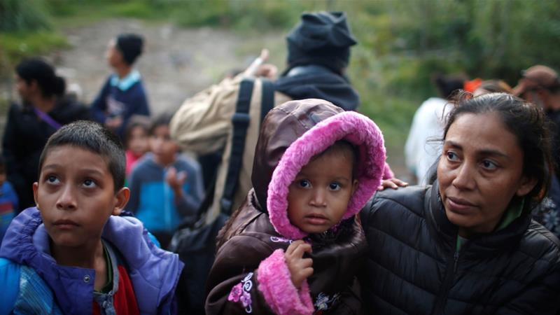 Guatemala girl, 7, 'dies in US custody of dehydration, shock' says report https://t.co/L3NBaCiMwH