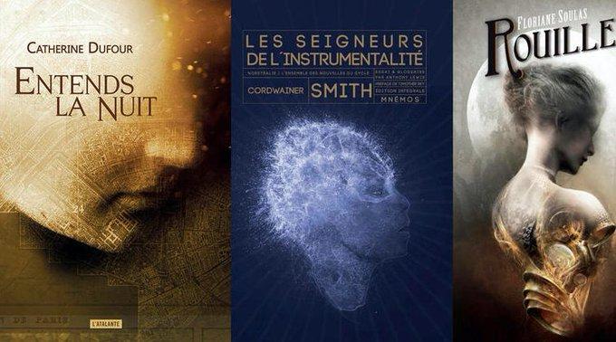 #VendrediLecture : 9 romans de fantasy ou de science-fiction parfaits pour Noel 🎅 Photo