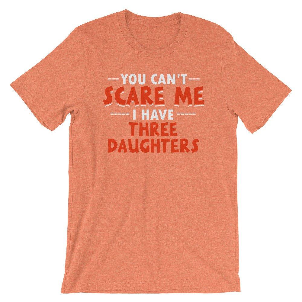 c1f1eed593 ... Have Three Daughters Short-Sleeve Unisex T-Shirt, MANY COLORS AVAILABLE  https://etsy.me/2EltQL9 #clothing #shirt #etsy #shortsleeve #crew  #funnydadshirt ...