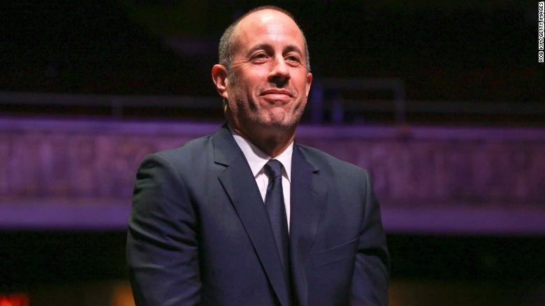 Jerry Seinfeld says the Oscars lost in the Kevin Hart controversy cnn.it/2S0CXF8