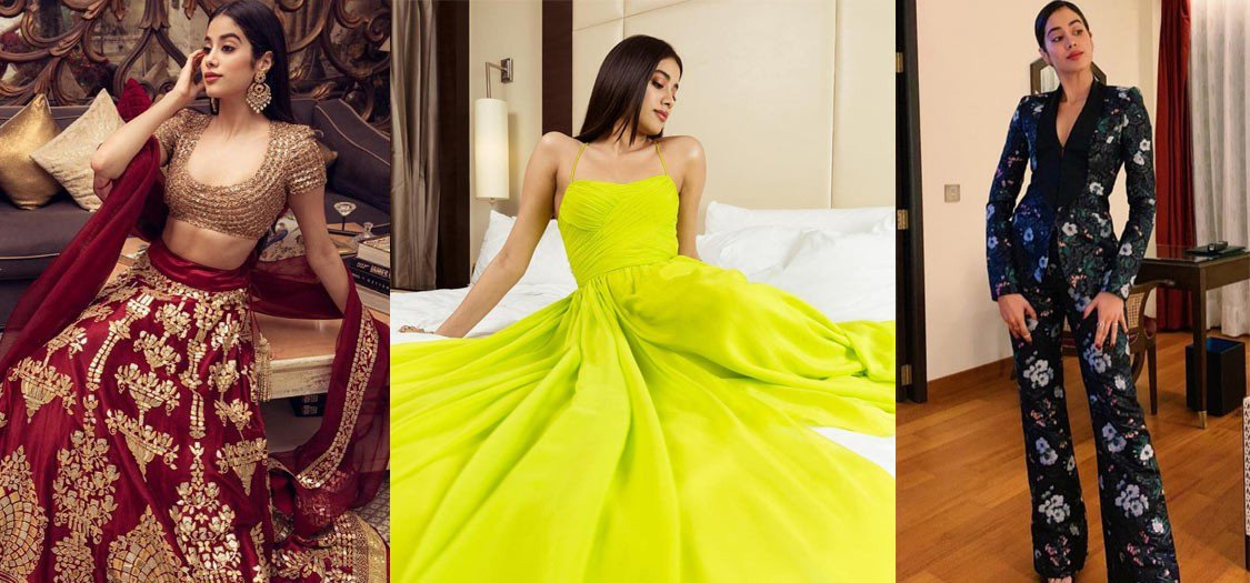 We look back at #JanhviKapoor's most fashionable moments from this year because we love masterpieces. #bollywood #style https://t.co/KsLRzuAOpF