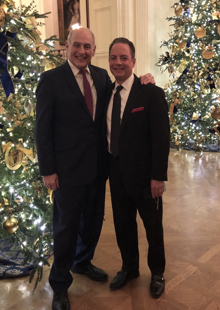 Having a great time at the Whitehouse Christmas Party!