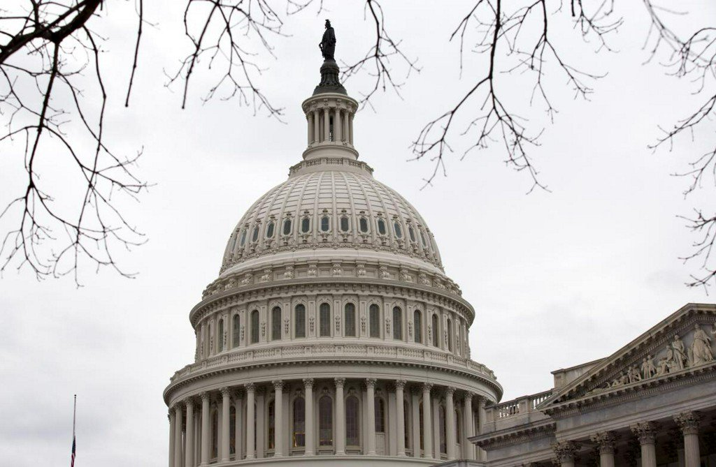 Congress passes bill to make members pay sexual misconduct claims reut.rs/2RZ7iE5