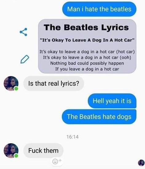 fuck them