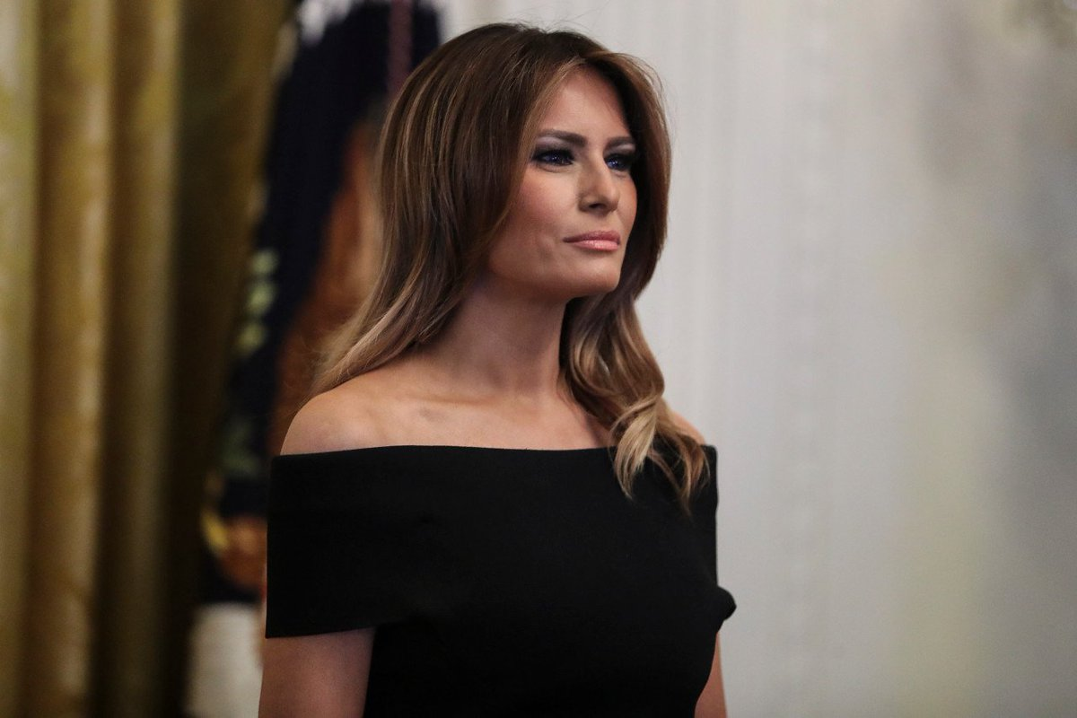 Melania Trump says she's only criticized by people looking 'to advance themselves': https://t.co/22K6Cg1n9i
