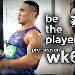Kurt Mann, training shake-up and competition for every position. Week 6, lessgooo!!  📹 Be The Player: https://t.co/5NDdSD8qm2  #GoHardGoKnights #NRL