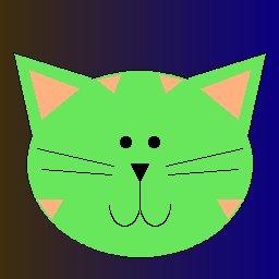 Cat Face Generator's photo on Luka