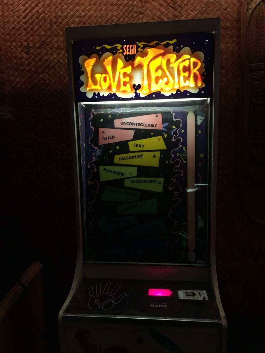 love tester machine game