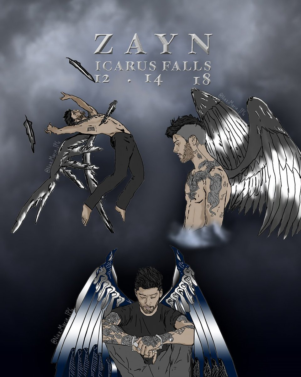 out now #ICARUSFALLS smarturl.it/IcarusFallsZZ