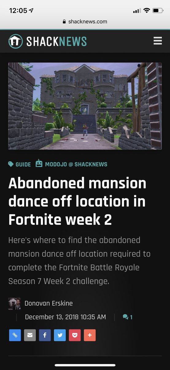 Big Piano Location In Fortnite Season 9 Shacknews