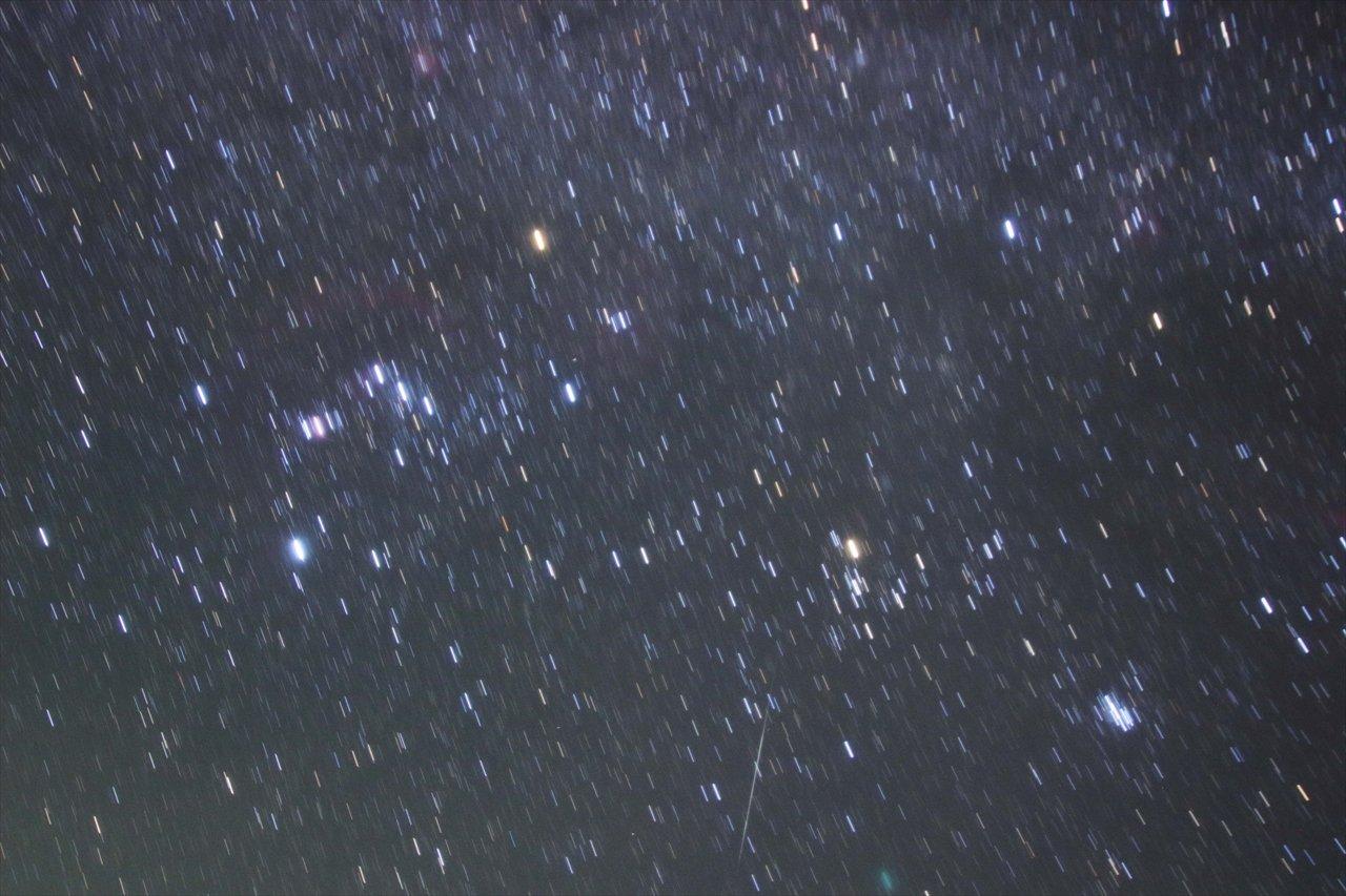 ふたご座群流星とウィルタネン彗星と撮影あるある。