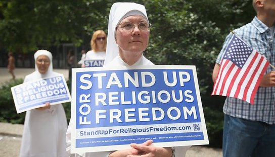 Federal Court Forces Little Sisters of the Poor to Once Again Fund Abortions https://t.co/bB6l5tQWX9 #CatholicTwitter #CatholicChurch
