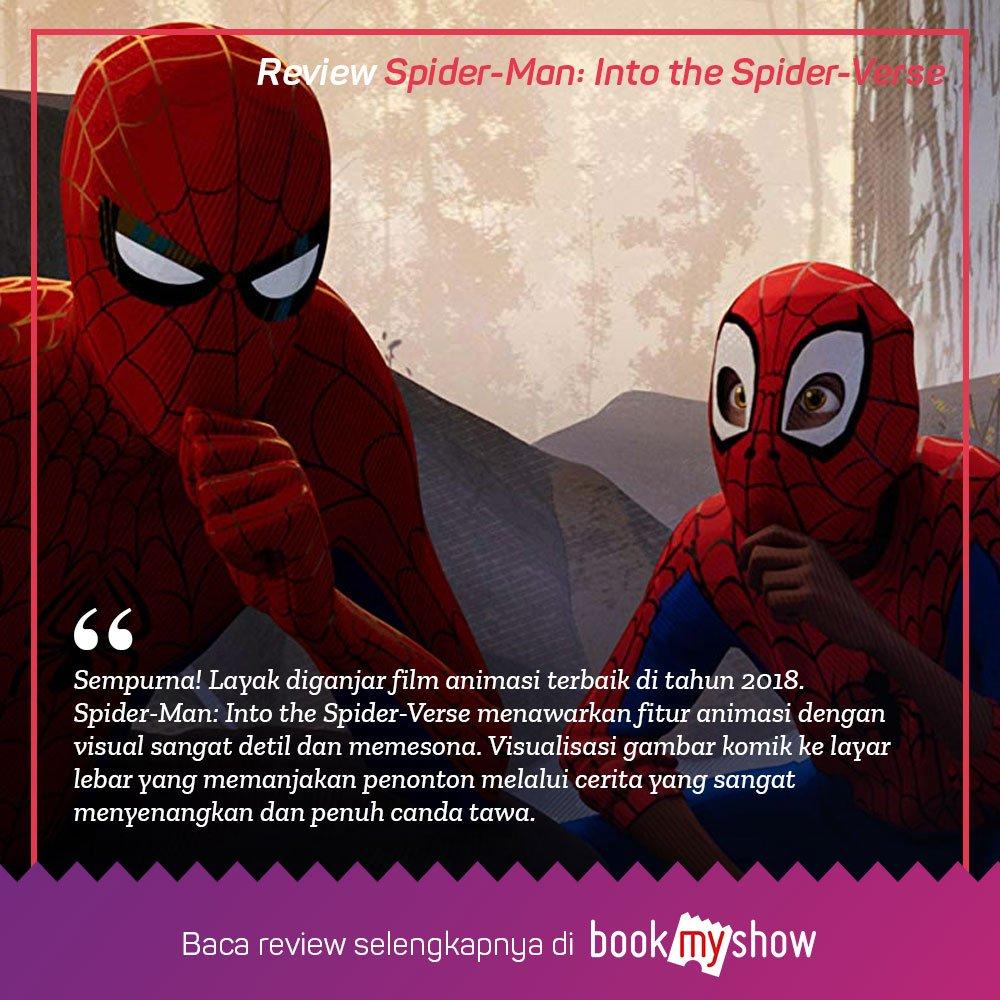 Bookmyshow Indonesia On Twitter Yang Membuat Spiderman