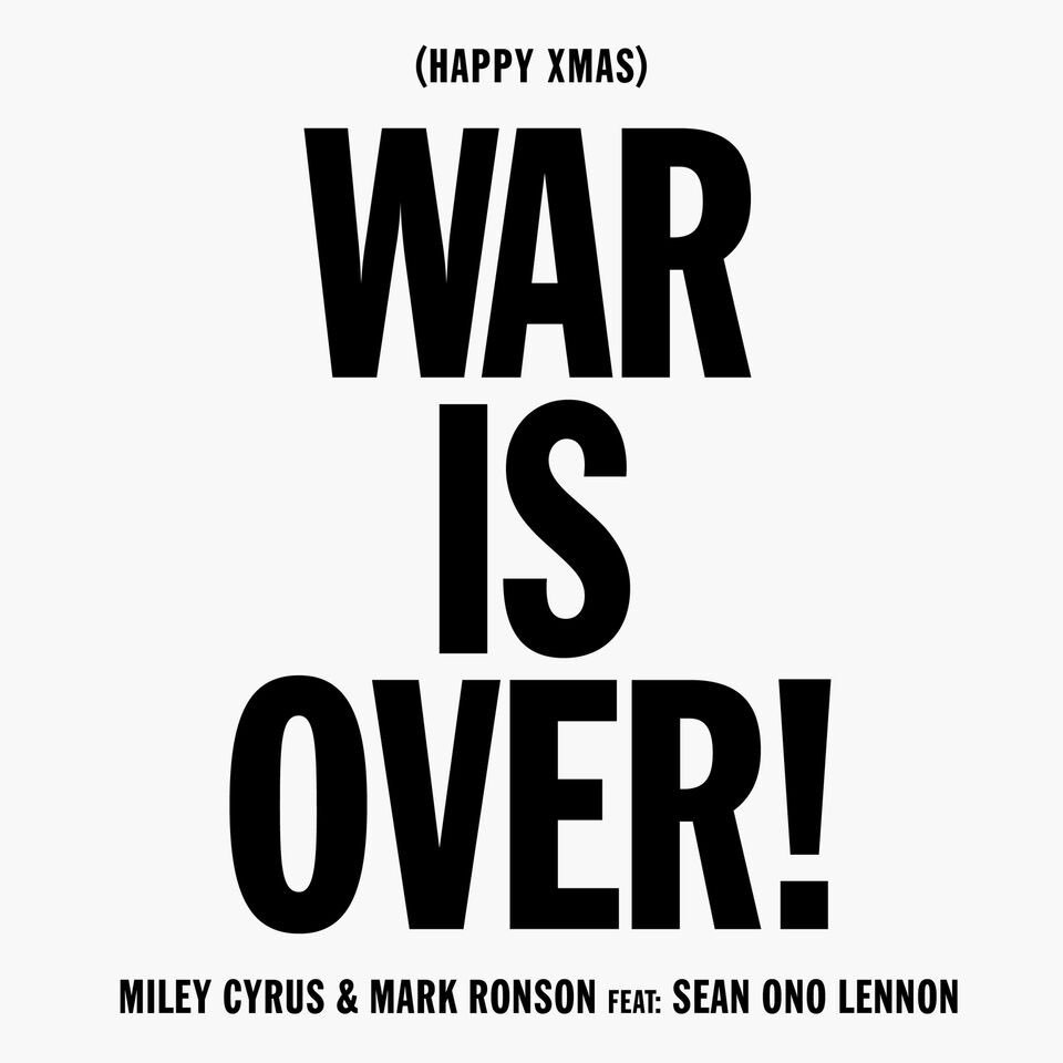 War Is Over (Happy Xmas) out now!! https://t.co/N9eBlfvzAJ https://t.co/EyQnCDpaNL