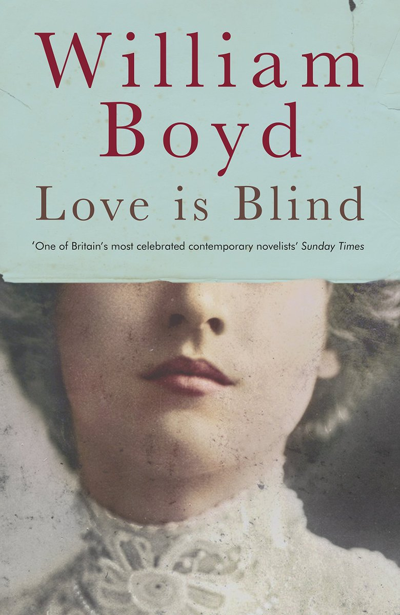 @sableandblack Hi Ruth, for the historical (with a dash of romance), William Boyds latest, Love is Blind, should be a good fit: waterstones.com/book/love-is-b…