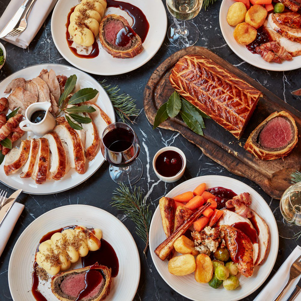 Gordon Ramsay Christmas Dinner.Gordon Ramsay Restaurants On Twitter Christmas Is Coming
