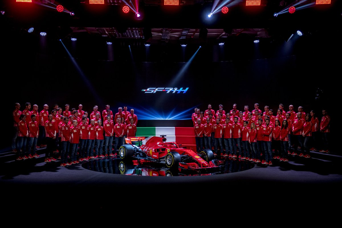 SAVE THE DATE 📆 @ScuderiaFerrari are the first team to announce their 2019 challengers reveal date >> f1.com/Ferrari-Launch… #F1