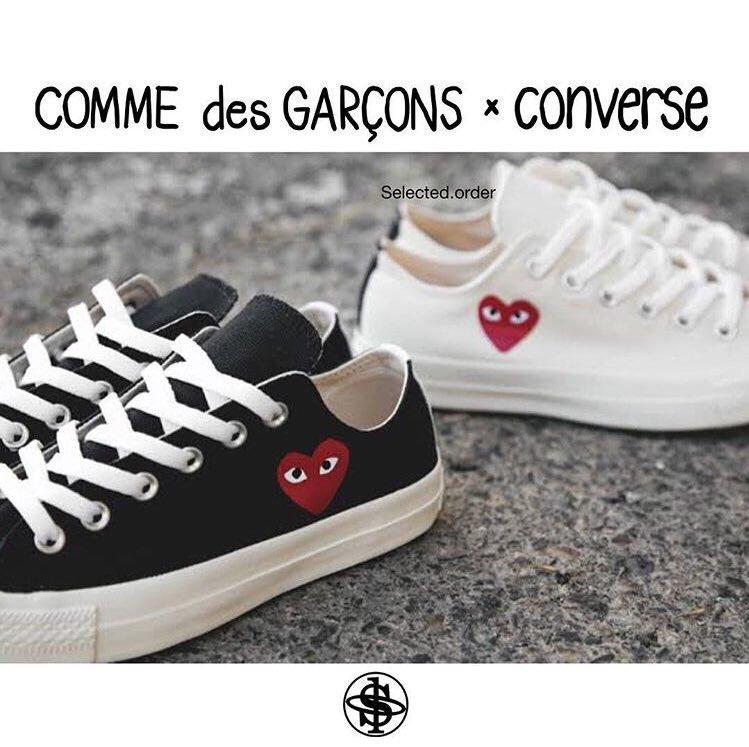 Converse comme des garçons #comme #Converse #des #garçons