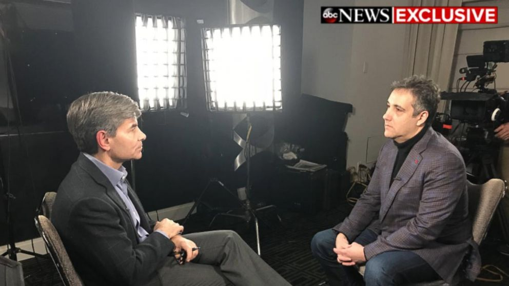 "EXCLUSIVE: ""I knew what I was doing was wrong.'  Michael Cohen speaks out to @GStephanopoulos COMING UP ONLY ON @GMA.   FULL STORY: https://t.co/mwbvSaLcXW"